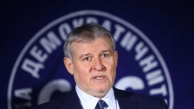 Румен Христов: ГЕРБ-СДС ще е първа политическа сила на парламентарните избори на 14 ноември