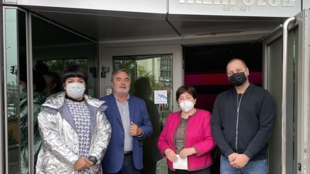 "Две заведения в София със стикер ""100% ваксиниран персонал"""