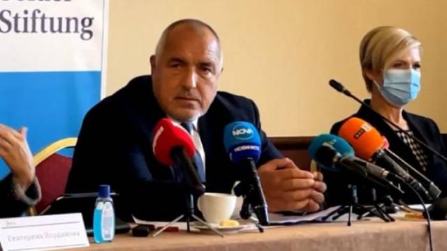 Борисов: Корабът потъва, като илюзията, че Радев и хората му могат да управляват