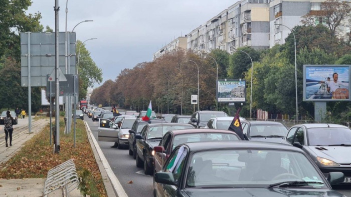 ВМРО във Варна и Русе на протест срещу повишаването на цените