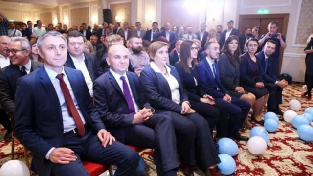 Мустафа Карадайъ и Искра Михайлова са кандидат-президентската двойка на ДПС