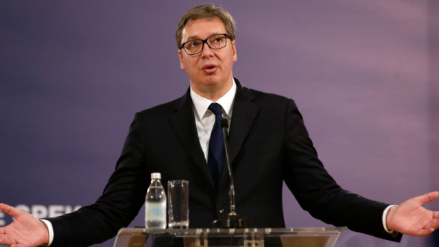 Вучич очаква среща с Путин до края на годината