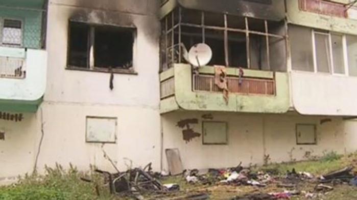 Майката на починалите две дечица спяла в друга стая, докато те горели