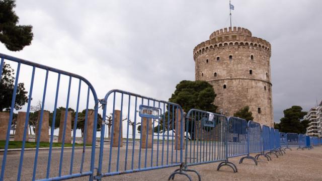 Глоба от €50 000 за частно парти в Солун