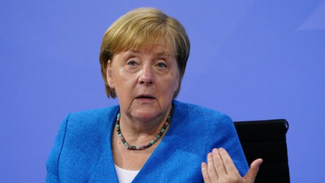 Германия не е готова да признае талибаните, твърди Меркел