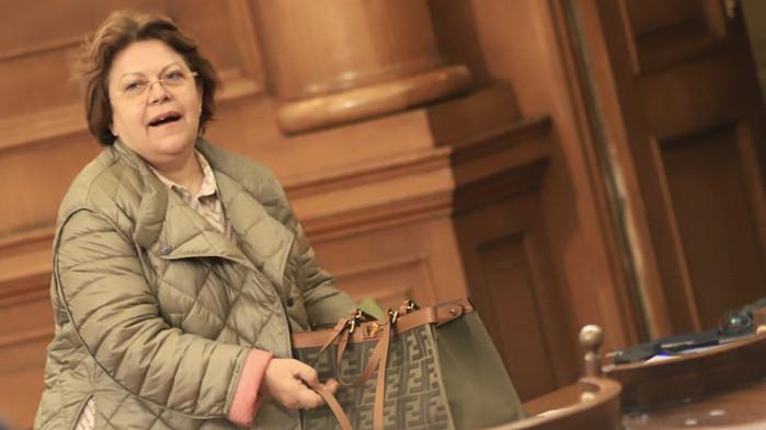 Балабанов пита Манолова гарант за почтеност ли е Татяна Дончева