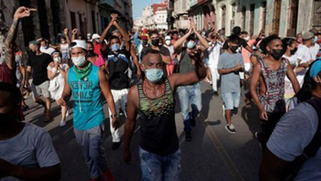 Кубинското правителство забрани демонстрация на опозицията
