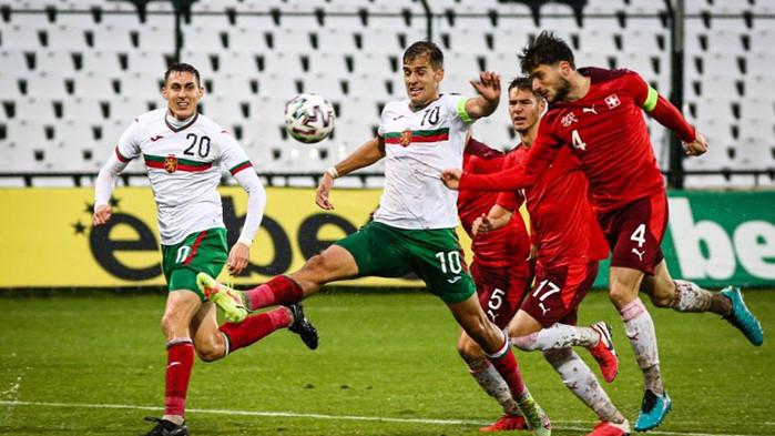 Швейцария измести младежките национали от първото място