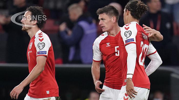 Дания се класира за Мондиал 2022, Роналдо с нов хеттрик за Поругалия