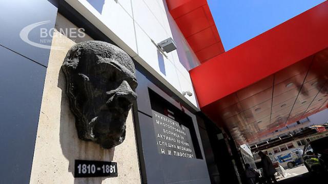 """Осем клиники в """"Пирогов"""" са преобразувани в Covid отделения"""