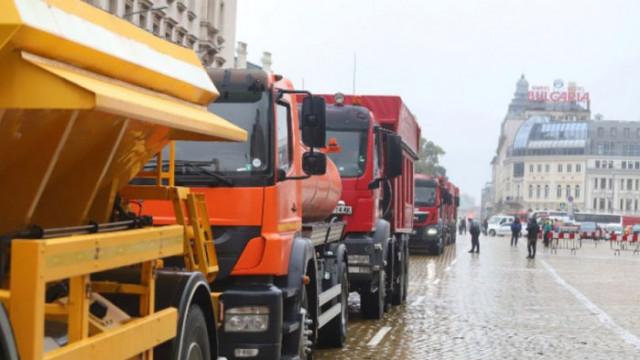 Шофьорите на камиони, участвали в протестите, са призовани в РПУ