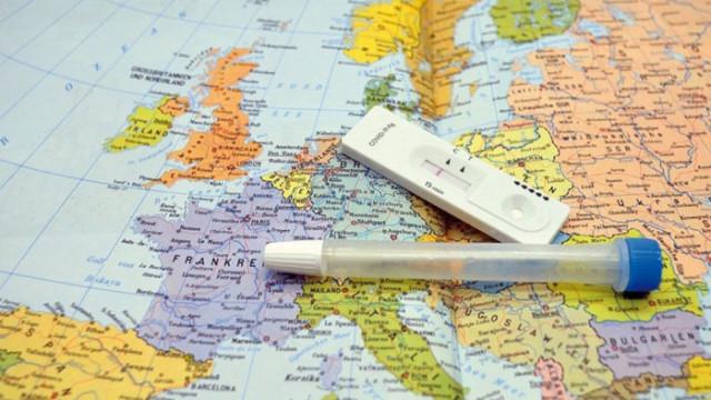 Различни правила и цени за тестове за COVID-19 в държавите в Европа
