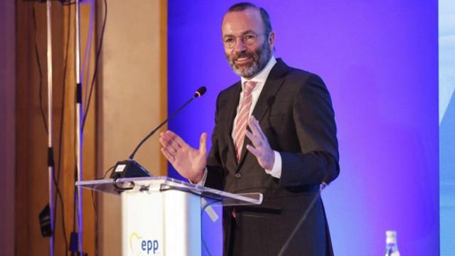 Манфред Вебер e преизбран за председател на ЕНП