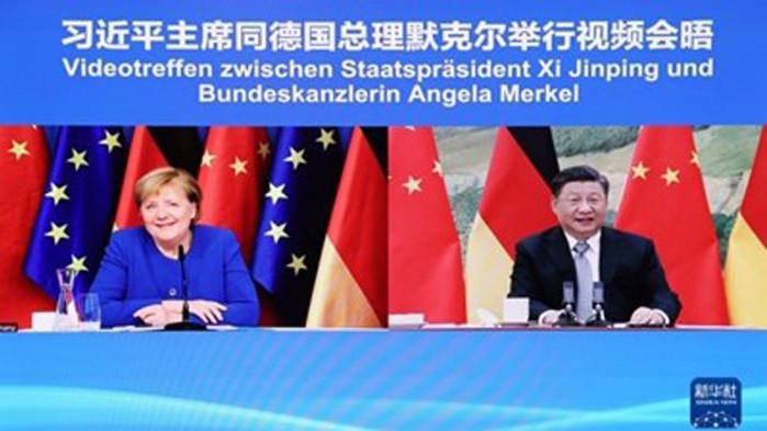 Китай и Германия ще продължат да укрепват отношенията си