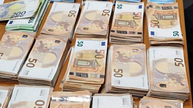 Хванаха близо 100 000 евро, пренасяни нелегално на МП Капитан Андреево