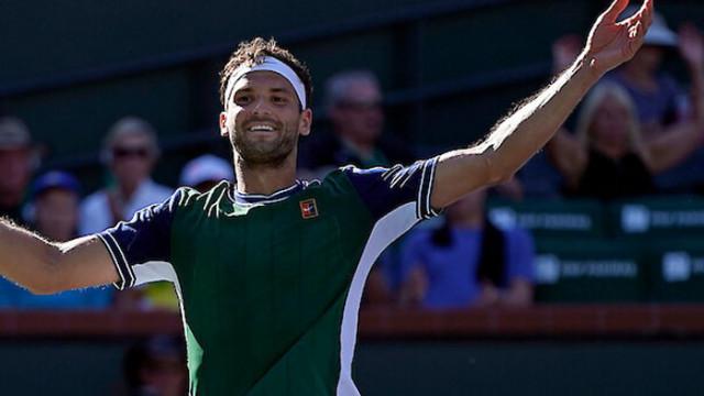 Димитров: Бях уморен, но знаех, че имам нужното за победата
