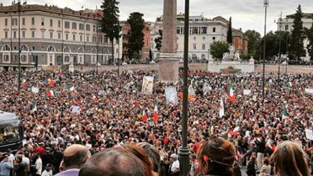 Италия пред черен петък заради зеления пропуск