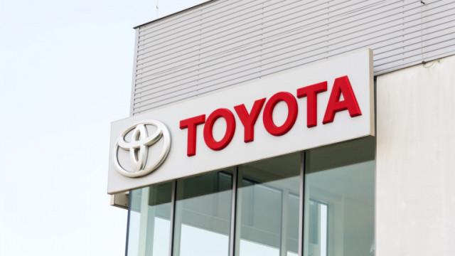 Toyota ще произведе с 15% по-малко автомобили през ноември