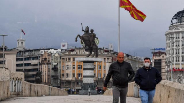 Р. Северна Македония: Паметникът в Кавадарци не е защитен обект