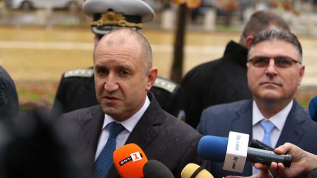 Радев ще открие турнир за Купата на президента