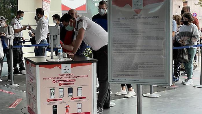 Представяне на документ за завършена ваксинация, преболедуване на коронавирус или