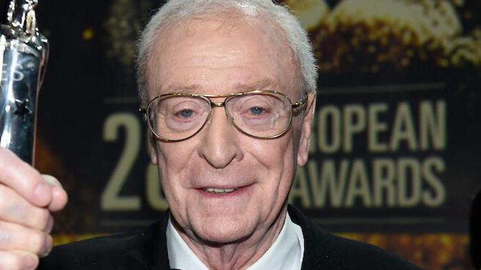 88-годишният актьор Майкъл Кейн обяви, че новият му филм