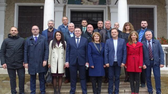 ГЕРБ откри предизборната си кампания в Габрово, Търново и Видин