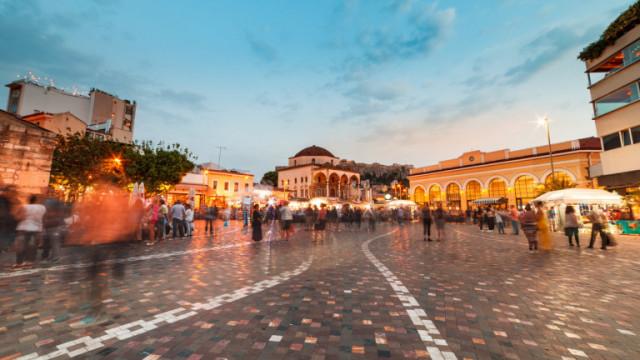 В Атина въведоха отново рестрикции за автомобилите