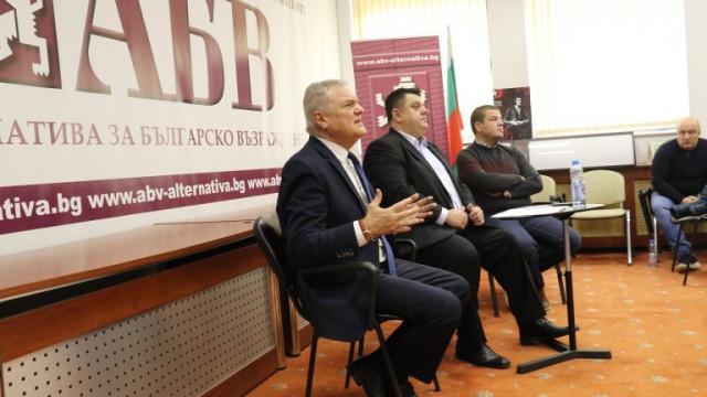 """""""БСП за България"""" заедно на изборите с АБВ"""
