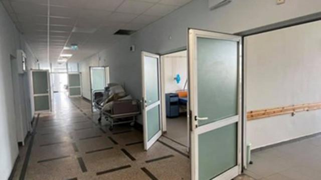 """В """"Пирогов"""" вече няма свободни легла за болни от COVID-19"""