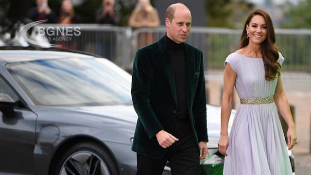 В Лондон връчиха наградите Earthshot, учредени от принц Уйлям