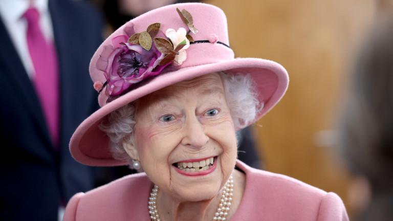 Въпреки че е на цели 95 години,кралица Елизабет Втора винаги