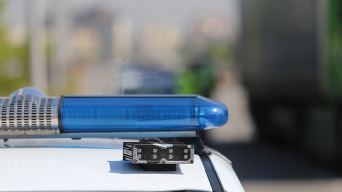 """След кратка гонка на АМ """"Тракия"""" полицията задържа мъж, превозвал"""