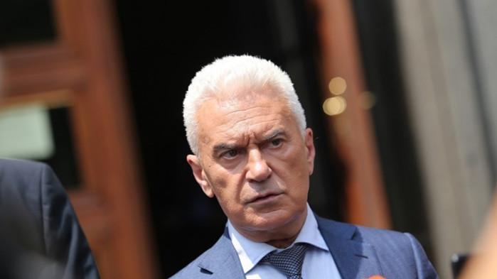 """Лидерът на """"Атака"""" Волен Сидеров заяви, че е репресиран. Това"""