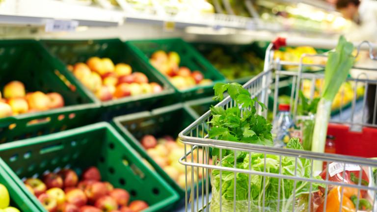 Очаква се основните храни да поскъпнат с нови 7% до