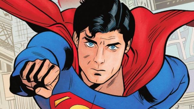 Супермен с нова визия