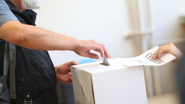 Балотаж на президентските избори очакват Буруджиева и Гълъбов