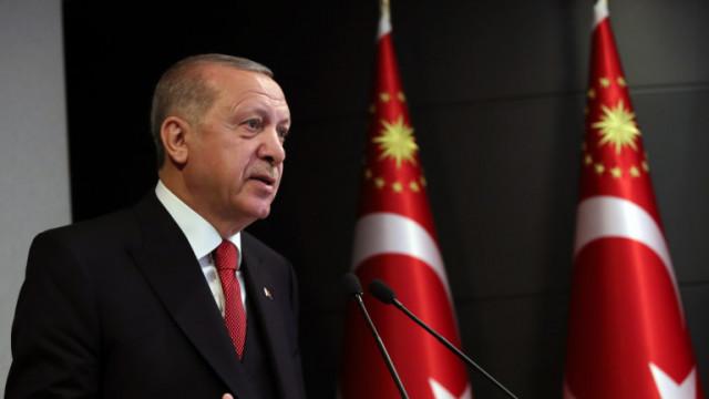 Турция разпореди ареста на 158 военни за връзки с Гюлен