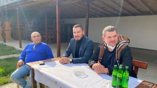 Пресцентърът на ДПС пусна нова снимка на Пеевски