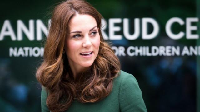 Херцогинята на Кеймбридж на събитие с пола за 25$