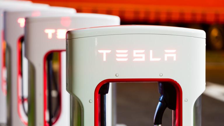 Печалбата на Tesla за третото тримесечие на 2021 г. надхвърли