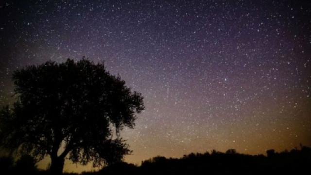 Тази нощ от небето ще се посипят Ориониди