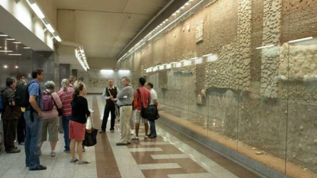 Центърът на Атина става пешеходна зона