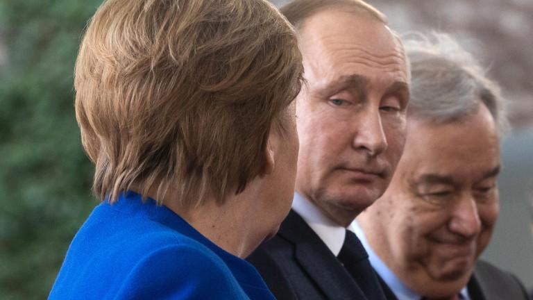 Германският канцлерАнгела Меркелзаяви в интервю за