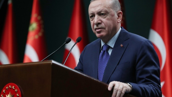 Посланиците в Турция на 10 западни държави, в това число