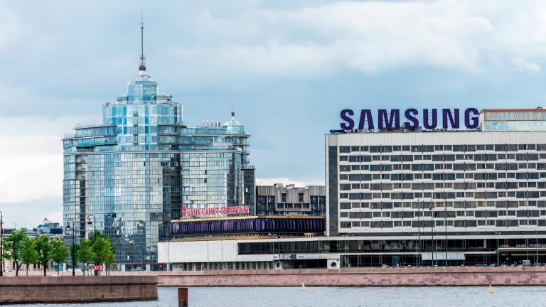 Samsung получи забрана за вноса и продажбата на 61 модела