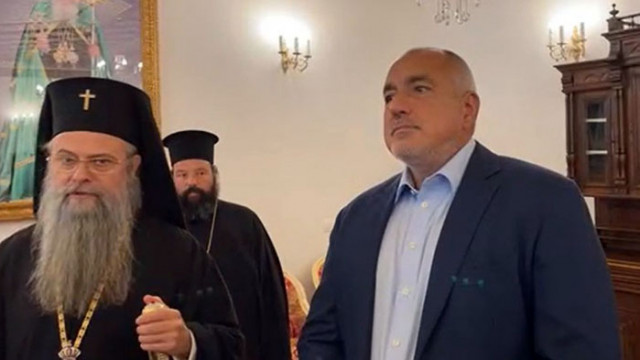 Бойко Борисов: Радев днес трябваше да освободи Кацаров, а не да си прави безплатна кампания