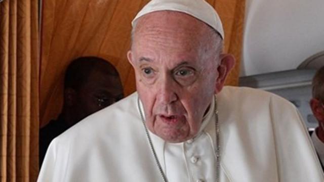 Папата призова да не се връщат мигранти в несигурни държави като Либия