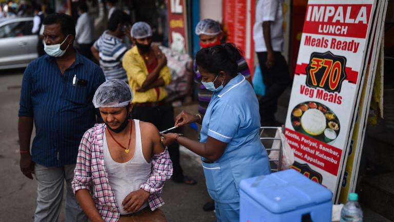 Хората, които са напълно ваксинирани срещу COVID-19, е много по-малко