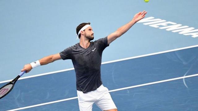 Григор Димитров падна с позиция в световната ранглиста